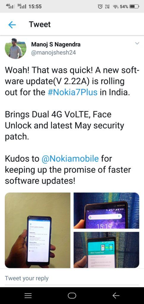 Nokia 7 Plus Review ! - Refreshing New Design + Nostalgic
