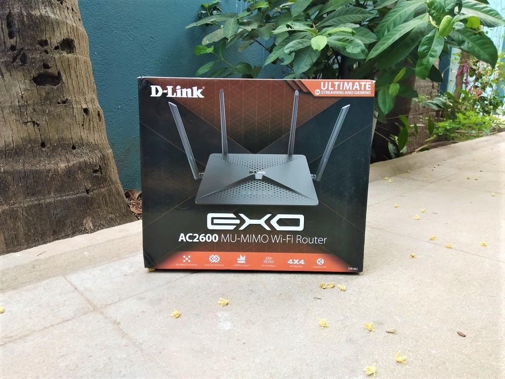 D-Link DIR 882 WiFI Router