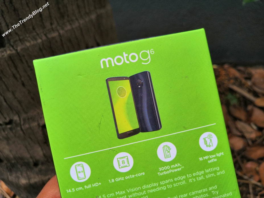 Moto G6 Review ! - As always Classy Design with Smooth Performance