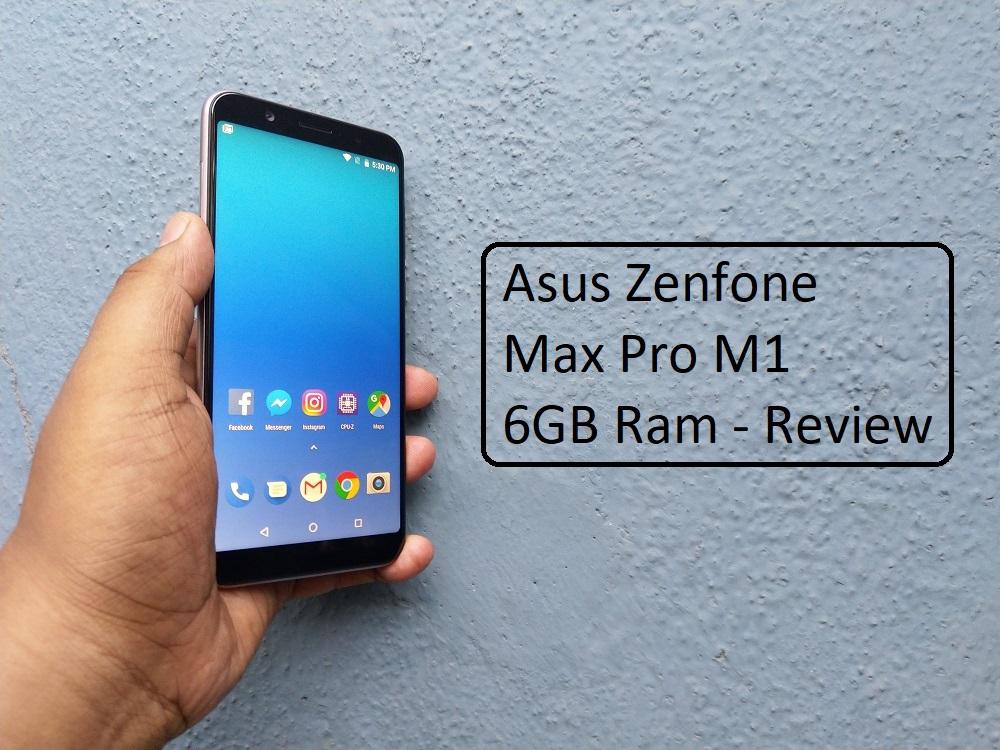 Asus Zenfone Max Pro M1 (6GB)