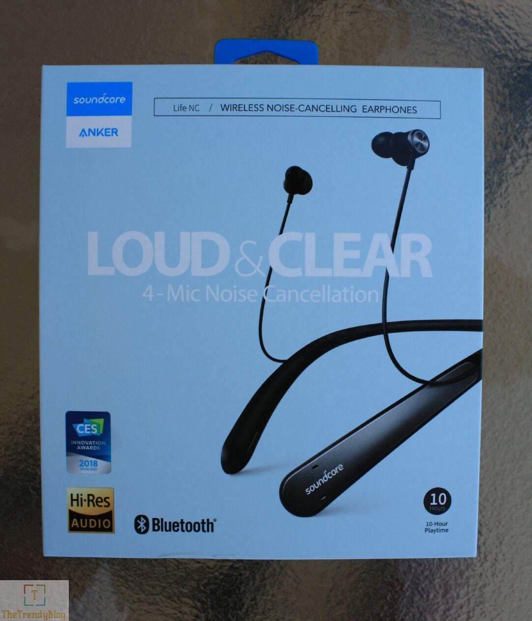 Soundcore Life NC Headphones