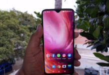 OnePlus 7 Display