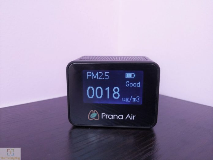 Prana Air Quality Monitor